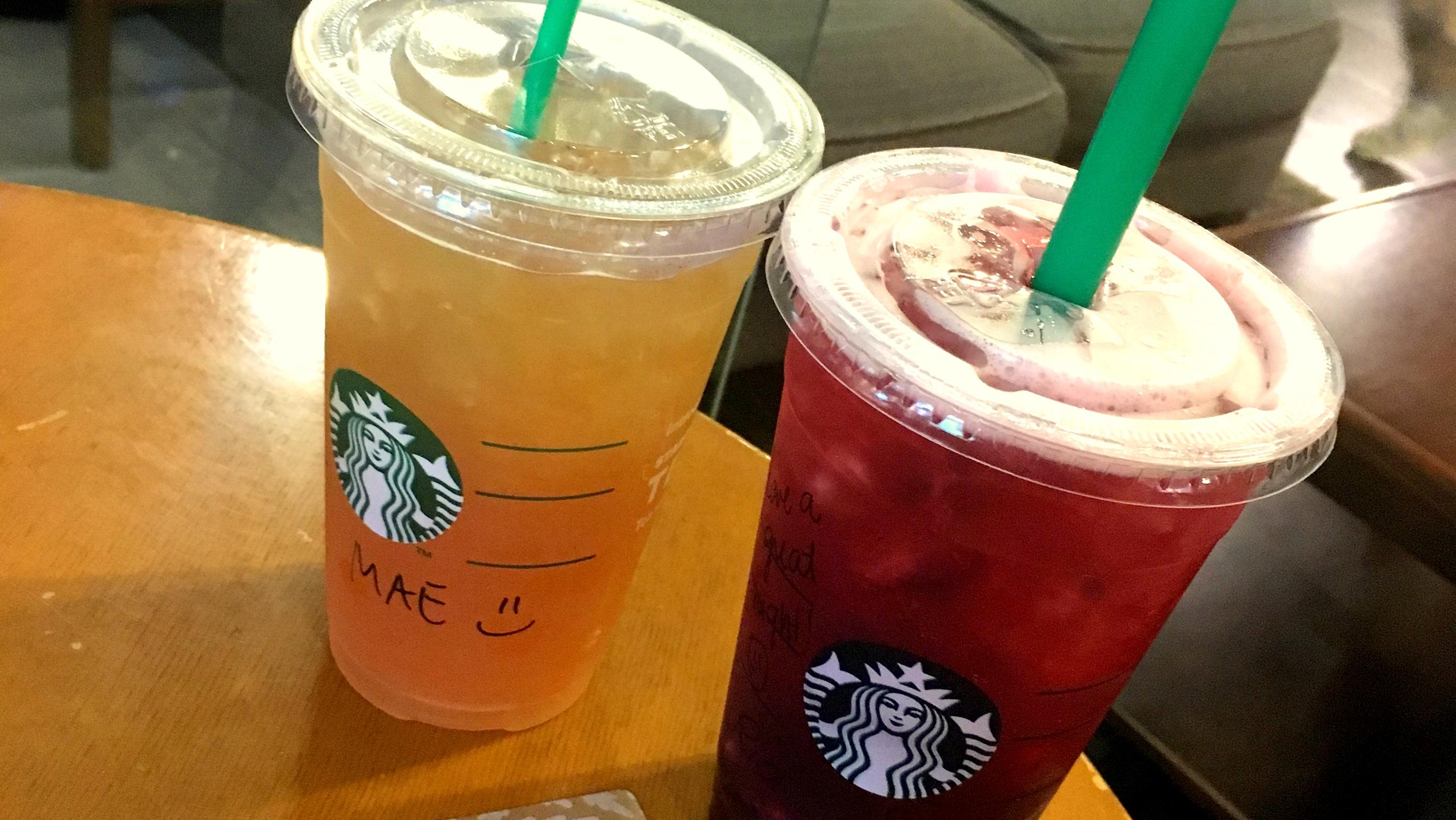 five behaviours involved in buying a gourmet coffee drink from starbucks Starbucks market segmentation and positioning of gourmet coffee is at neighborhoods who would appreciate the idea of buying coffee and spending time.